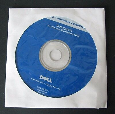 DELL BIOS UPGRADE for Service Technicians Only CD P/N J1892 Rev  A50 0M1704