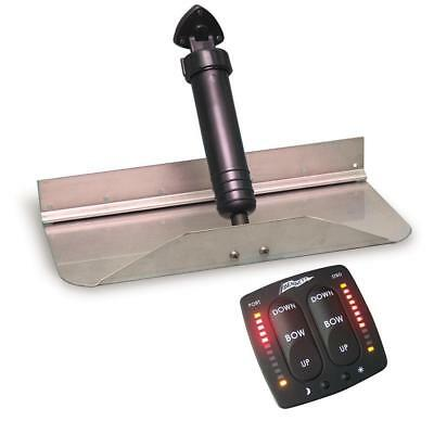 """Bennett Trim Tabs 18''x 9"""" Complete with Electonic Indicators"""