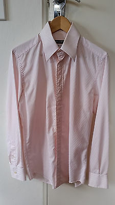Dolce and Gabbana slim fit shirt size 40