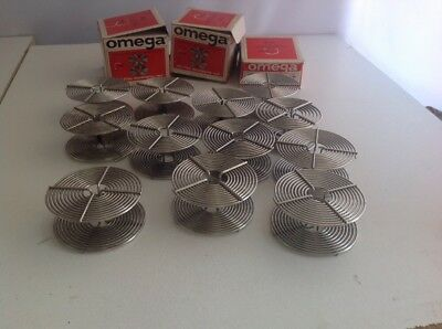 Omega 120 Film Developing Reel Stainless Steel Lot Of 12