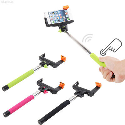 AE59 Handheld Bluetooth Shutter Selfie Monopod Stick Extendable For Iphone 6