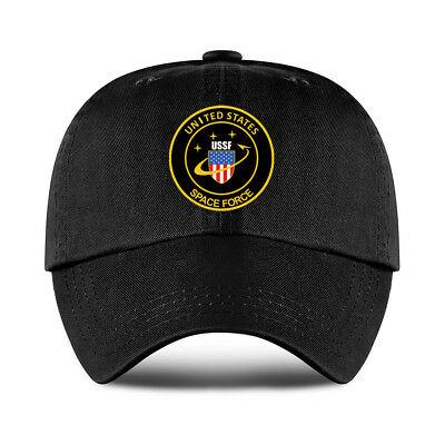 c2e85366ea5 Space Force USA Military Trump Hat United States Space Force USSF Baseball  Cap