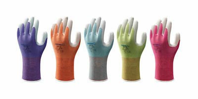 Hy5 Multipurpose Stable Gloves - Pack of 6 Assorted Colours