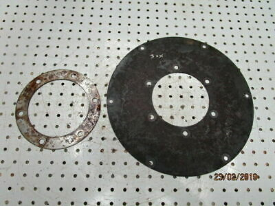 JCB 3CX Torque Converter Mounting Plate(bolted to flywheel) in Good Condition