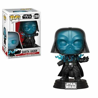 Funko Pop! Electrocuted Darth Vader #288 Star Wars Return of the Jedi Exclusive