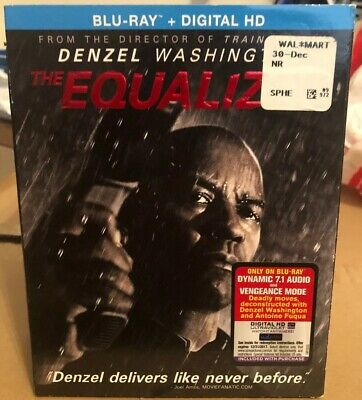 The Equalizer Blu Ray 1424 Picclick