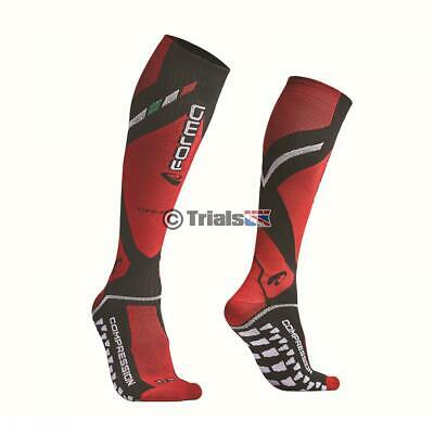 Forma Off-Road COMPRESSION Riding Socks - Trials/MX/Enduro/Offroad