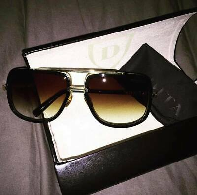 265d32a71b9d AUTHENTIC DITA MACH One 18k Gold   Black Sunglasses - £660 - EUR 462 ...