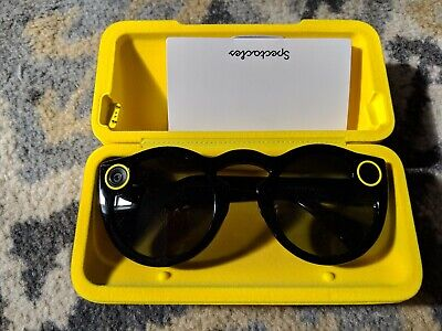 Snapchat Spectacles BLACK Brand New