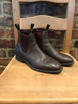 c36b9ddaa3cde ARIAT STANBROKE MEN'S Brown Chelsea Boots Size 11 M Very Good Condition -  EUR 109,97 | PicClick FR