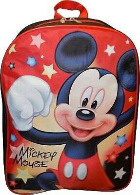 9275e610f0 DISNEY MICKEY MOUSE 15 Inches Plush Backpack -  19.99