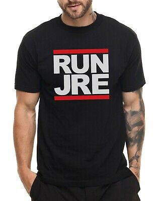 Run Jre Joe Rogan Experience T Shirt Mma Ufc Podcast America Usa