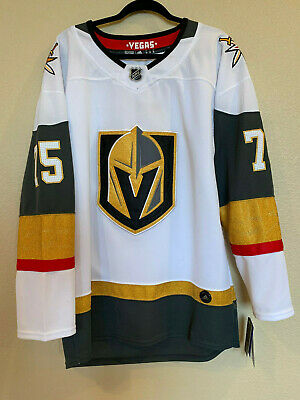 Vegas Golden Knights Ryan Reaves 75 White Away Hockey Jersey Men s L (54)  NWT 65a4341f8