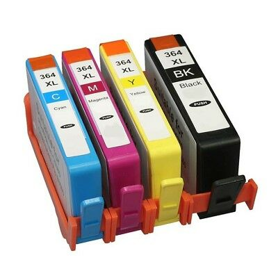 364XL Ink For HP PhotoSmart 5510 5515 5520 6510 6520 751 Checkmark™ Approved Lot