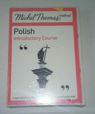 Michel Thomas Method Polish Introductory Course  2 Cds (iPod/mp3 compatible)