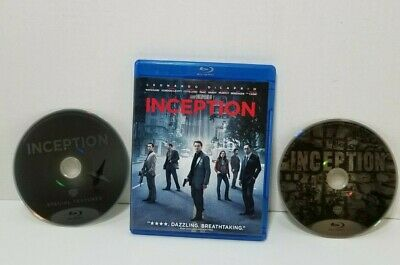Inception starring Leonardo DiCaprio (Two-Disc Edition) [Blu-ray] Blu-ray