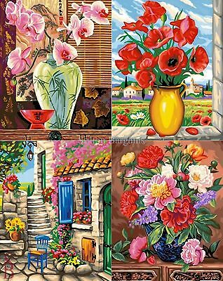 Masterpiece Creative Painting by Numbers - BNIB - 30 colours - 40x50cm