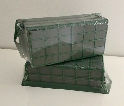 Floral Foam Wet Cage Block Brick Florist Flower Base Stand Wedding Supplies