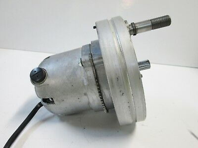 Vintage Rockwell Delta Table Saw Motor And Arbor Assembly