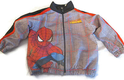 Spider-man Marvel 2010 Boys 3T Jacket Polyester Everyday Long Sleeve