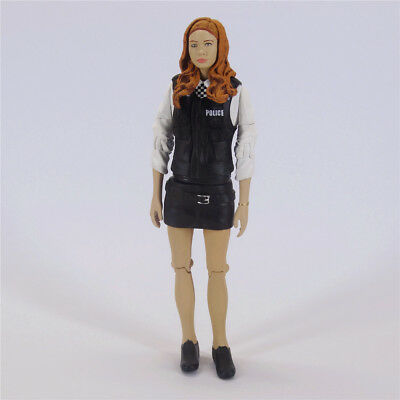 """Doctor Dr Who Amy Pond (Police)  Action figure 5.5"""""""