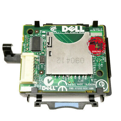 DUAL SD FLASH Card Reader Module Dell Poweredge R620 R720 R520 R420