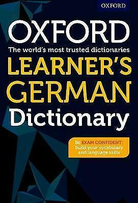 Oxford Learner's German Dictionary by Oxford University Press (Mixed media...