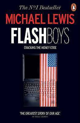 Flash Boys by Michael Lewis (Paperback, 2015)