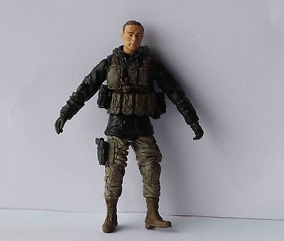 """lot 5 BBI Elite Force Navy SEAL Special Forces Ops Delta Soldiers figure 4/"""" 1//18"""