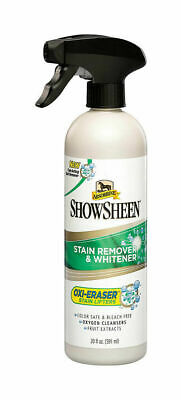 Absorbine Showsheen Stain Remover & Whitener for Horses & Ponies - 591ml