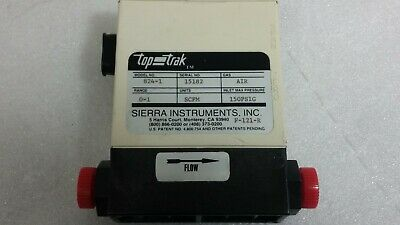 Sierra Top Track 824-1  Mass Flow Controller (Gas, Air)