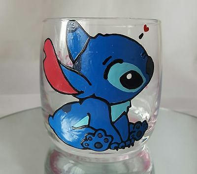 Stitch from Lilo and Stitch Inspired Tumbler