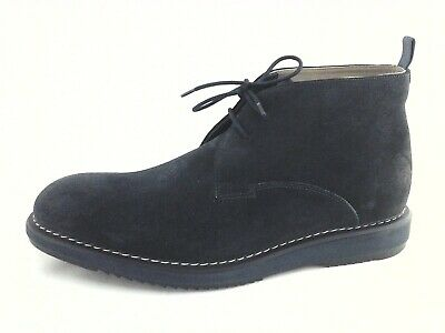 top fashion low cost website for discount CLARKS KENLEY MID Mens Brown Suede Casual Dress Lace Up ...