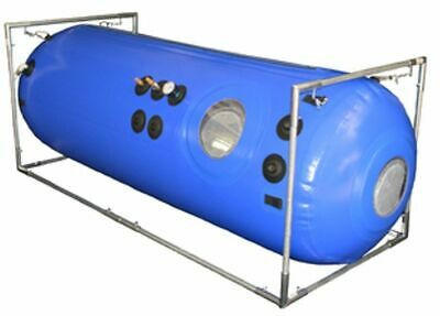 """34"""" New Newtowne Durable Advanced Materials Easily Readable Hyperbaric Chamber"""