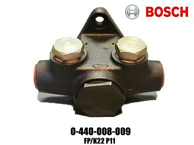Bosch Fuel Feed Pump 0 440 008 009 FP/K22-P11 type without PRIMER