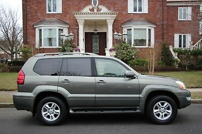 2006 Lexus GX Base 4dr SUV 4WD 2006 Lexus GX 470 Base 4dr SUV 4WD Automatic 5-Speed 4WD V8 4.7L Gasoline