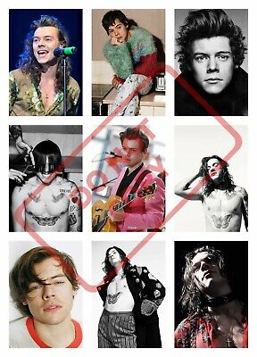 HARRY STYLES POSTER PRINT (hs1) - VARIOUS SIZE OPTIONS
