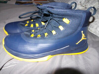 lowest price 98d73 bcaf7 Nike Air Jordan Ultra Fly UltraFly Michigan Wolverines size 11 PE player  sample