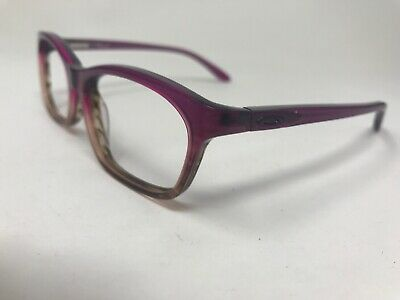 2a3e8dcbd0 NEW AUTHENTIC OAKLEY Eyeglasses OX 1091 0352 Taunt purple fade 52-16 ...
