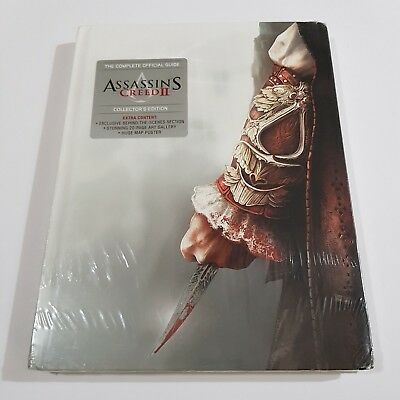 Assassin's Creed 2 (ii) Collector's Strategy Guide (assassins creed)