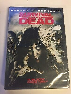 Survival of the Dead (DVD, 2010, Widescreen) Brand New Factory Sealed!!