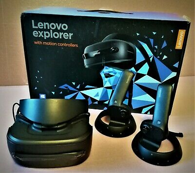 Lenovo Explorer VR With Motion Controllers