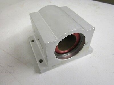 "NOS PBC / Pacific Bearing P24 Linear Plain Bearing Pillow Block 1-1/2"" ID 1.5"""