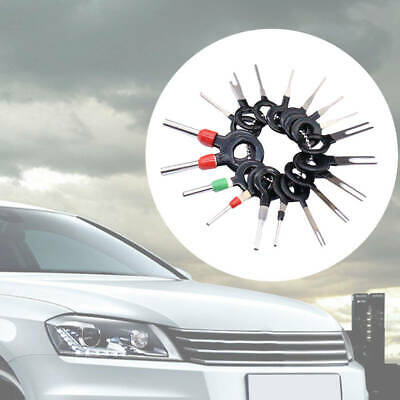 New 18PCS Car Wire Terminal Removal Pin Extractor Puller Automotive