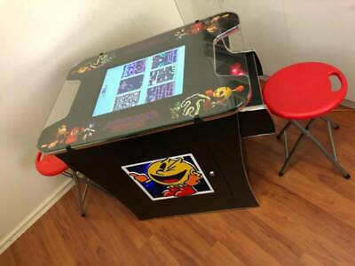 New Arcade Cocktail Machine 412 Games Now In Stock Pinball King