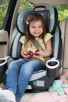 New Graco 4ever 4 in 1 Convertible Car Seat (Basin)