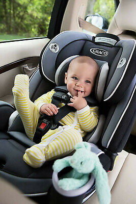 New Graco 4Ever All-in-1 Convertible Car Seat (Cameron)