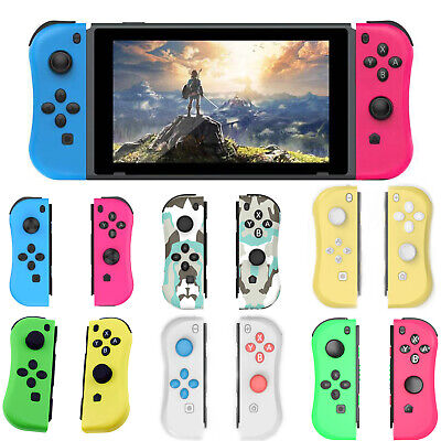 Für Nintendo Switch Joy-Con 2er-Set Wireless Game Controller Gamepad Joystick