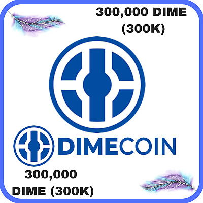 300,000 Dimecoin (Dime) Crypto Mining-Contract ( 300K Dime )