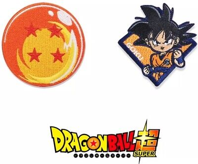 **Legit** Dragon Ball Super Future Trunks Iron On Authentic Anime Patch #44456
